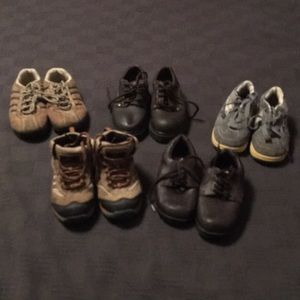 Other - Lot of boys shoes